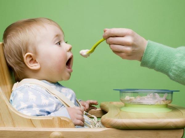 питание ребенка в 1 год, Меню для детей