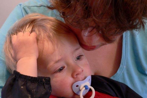 воспитание и развитие ребенка, детские болезни