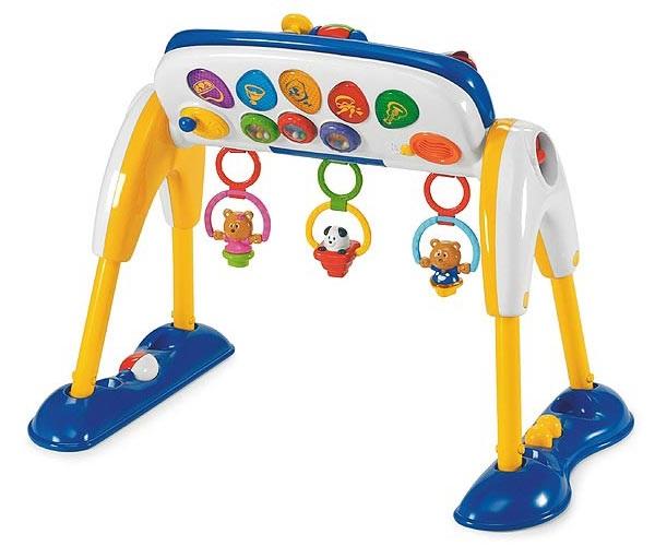 теледетки, первые игрушки, карапузики