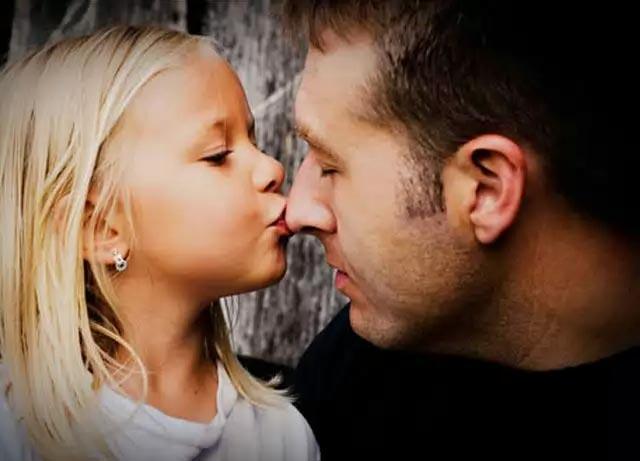 воспитание и развитие ребенка, папа с ребенком