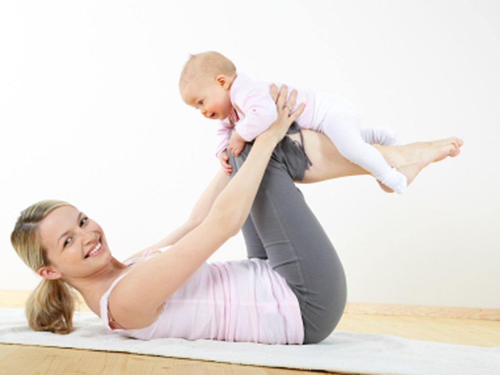 теледетки, малыш, после родов, простые советы, эйфория, фитнес