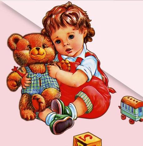 игрушки, ребенок