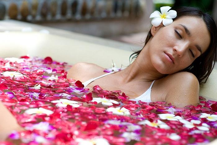 Ольга Сеймур, рецепты красоты, лечебные, травяные ванны, лечебные свойства