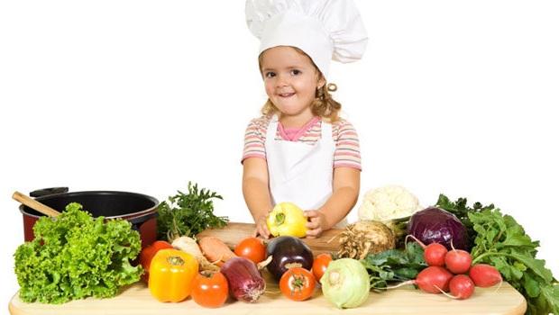 ребенок, вегетарианство