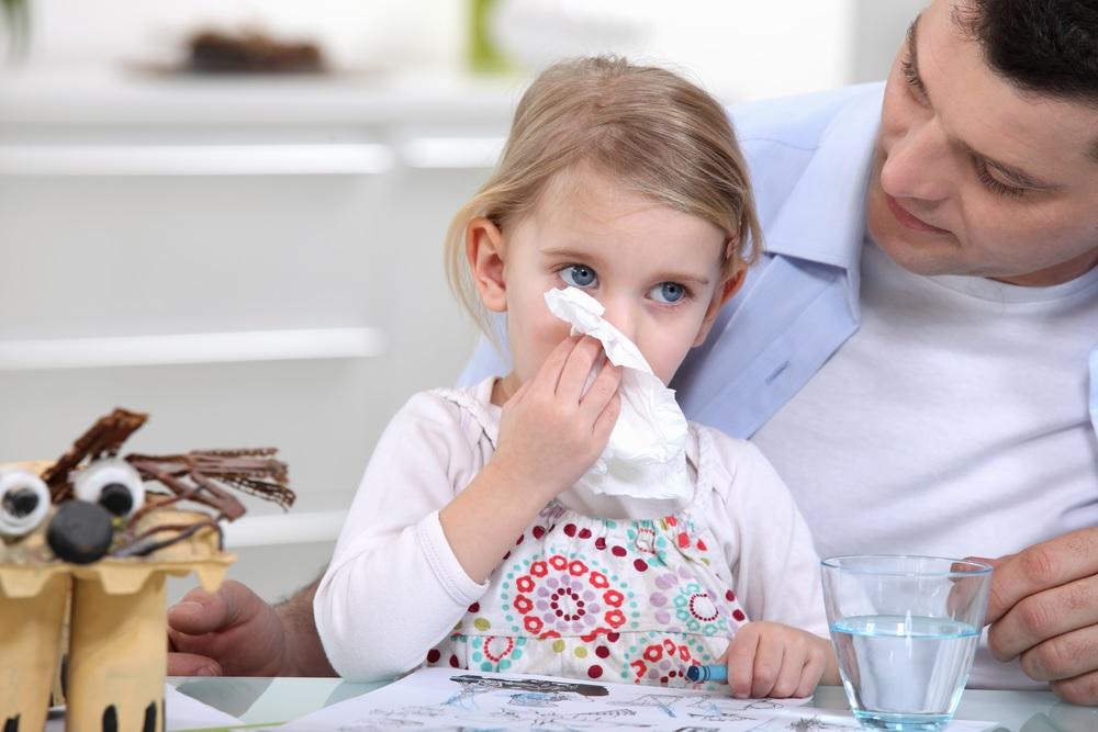 аллергический насморк, аллергический ринит