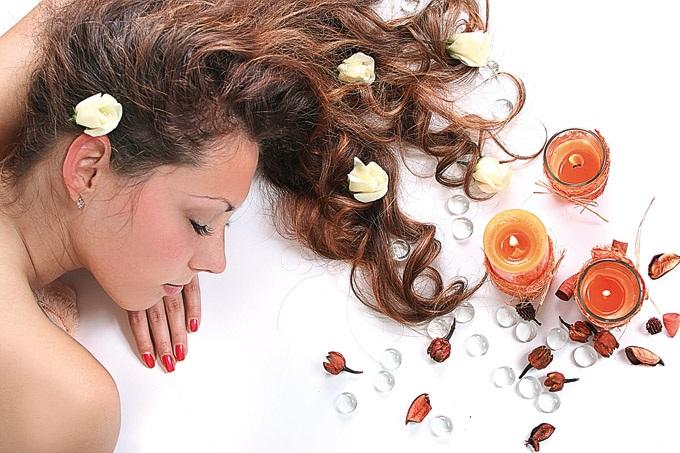 Ольга Сеймур, рецепты красоты, солевая маска, солевая маска для кожи головы, как избавиться от перхоти