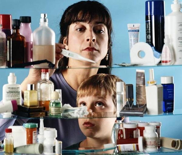 Доктор Комаровский, домашняя аптечка, лекарств