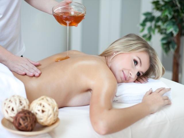 Ольга Сеймур, рецепты красоты, медовое обвертывание, антицеллюлитный, эффект, антицеллюлитное, обертывание, масляное обертывание, горчичное обертывание, медового обвертывания, с антицеллюлитным эффектом