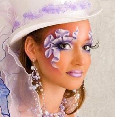 Новогодний макияж, своими руками, макияж, макияж глаз, как правильно накладывать румяна