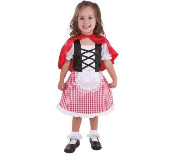 своими руками, ребенок, малыш, костюм Красной Шапочки, ребенка, новогодние костюмы своими руками, девчушка, Красная Шапочка, внученька