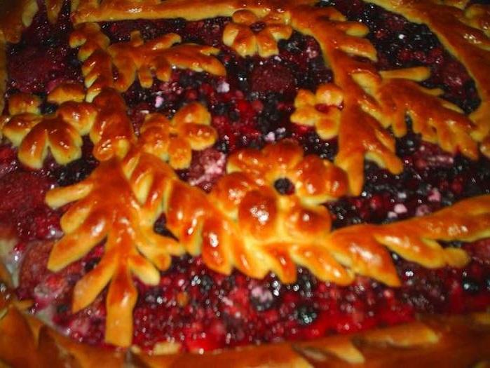 вкусные рецепты, фруктовый пирог, масло, тесто, холодильник, противень, ягоды, печенье, пудинг, пирог