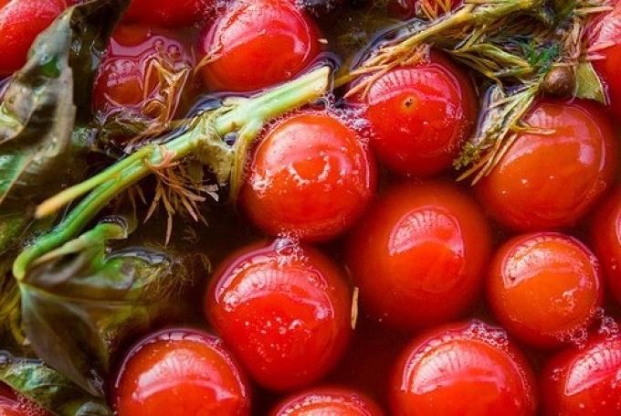 вкусные рецепты, малосольные помидоры, ингредиенты, сегодня, приготовление