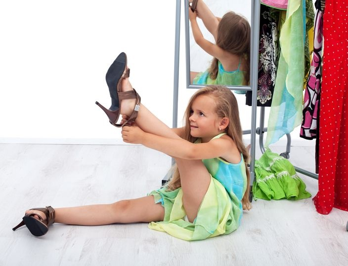 детской пляжной обуви оптом