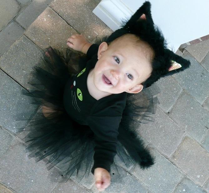 костюм кошки