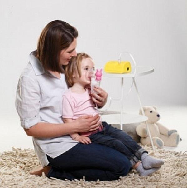 Какой небулайзер лучше для ребенка