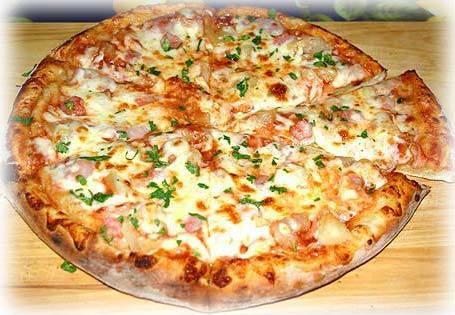 Рецепт пиццы с курицей в домашних условиях в духовке с фото